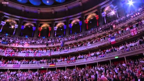 Jerusalem and God save the Queen - Last night of the Proms