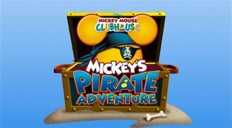 Mickey Mouse Clubhouse: Mickey's Pirate Adventure | The