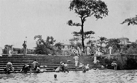 Vintage Photos of the Old Pasig River in Manila