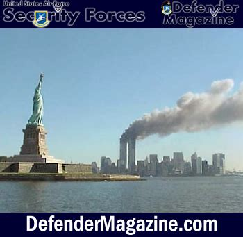 September 11th Was Just Another Tuesday in 2001 - Defender