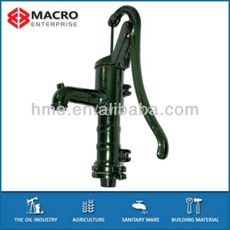 Cast Iron Water Hand Pump Parts For Garden - Buy Cast Iron
