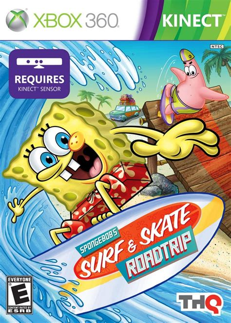 All Gaming: Download SpongeBob Surf And Skate Tour (xbox