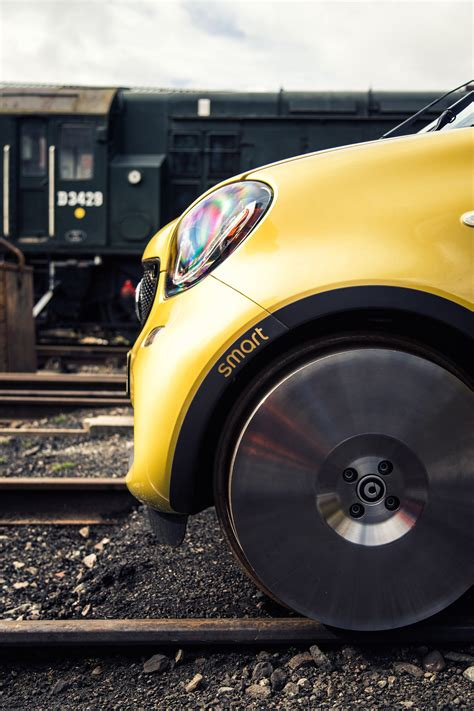 A Smart Car on Train Tracks Won't Fix Our Transit Woes   WIRED