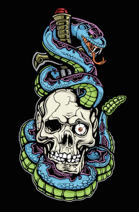 Snake Tattoo Meaning - Tattoos With Meaning