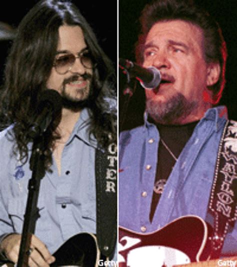 Shooter Jennings Duets With Dad Waylon