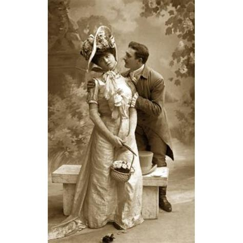 The Dating Traditions During the Victorian Period | Synonym