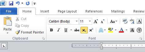 How to type chemical formulas in Word - Quora