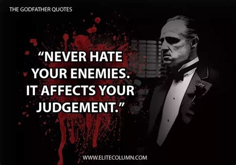 What is the best Godfather quote? - Quora