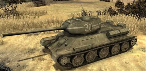 Updated T-34/85 Skin image - Company of Heroes: Eastern