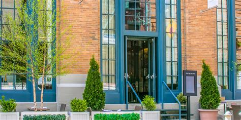 NYC | Meatpacking | Hours + Location | FIG & OLIVE