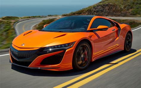 2019 Acura NSX - Wallpapers and HD Images   Car Pixel