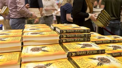 Bokrecension: Harry Potter and the Cursed Child