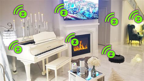 Ultimate Home Automation System with Google Home & Alexa