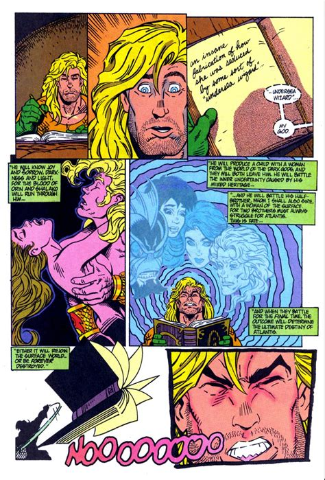 Read online Aquaman: Time and Tide comic - Issue #4