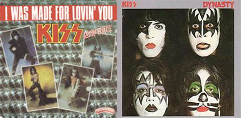 German TV Show Names KISS' 'I Was Made for Lovin' You' Top