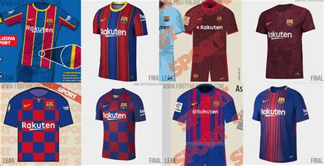 21-22 Kit Leaked - This Is How Accurate Barça's 9 Months