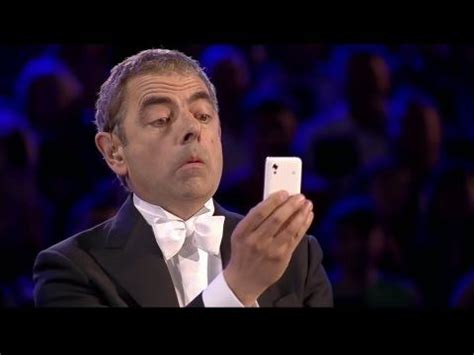This is a mr bean rowan Atkinson best and funny live