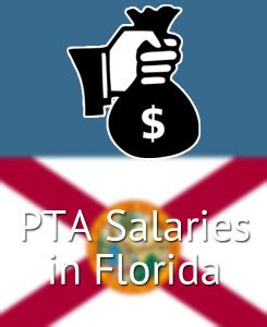Physical Therapy Assistant Salary in Florida (FL)