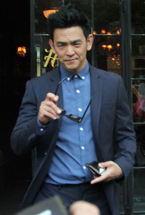 John Cho says seeing George Takei on television was a