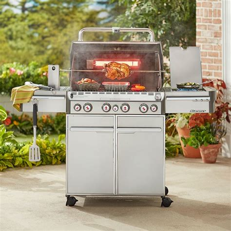 Weber Summit Gas Grill | Just Grillin Outdoor Living