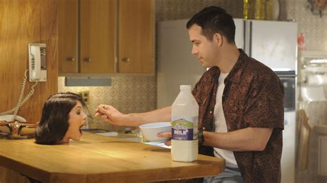 In 'The Voices,' The Dog And The Cat Talk, But The Film