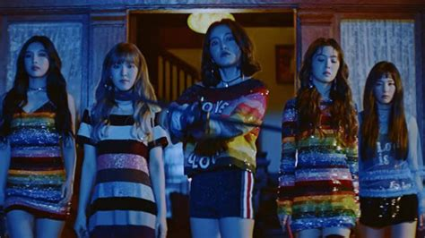 WHOA! Red Velvet are rocking a new dark concept, and fans