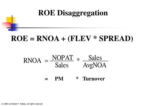 PPT - Ratio Analysis and Valuation PowerPoint Presentation