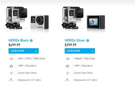 Blackout Housing supports GoPro HERO 4 – Product Reviews Net