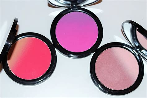 NYX Ombre Blush Review & Swatches - ReallyRee