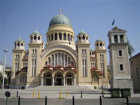Travellers' Guide To Patras - Wiki Travel Guide