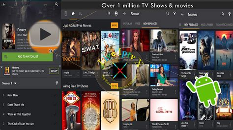 Best Streaming TV Online - Yidio TV Show & Movie Guide APK