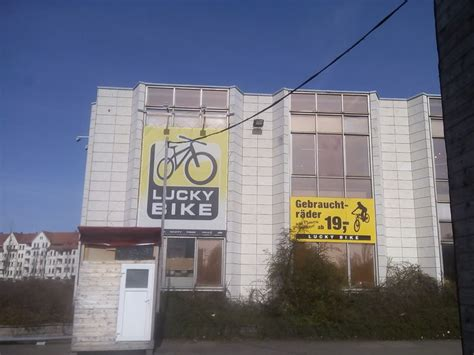 Lucky Bike Messe Store Leipzig — factory-outlets