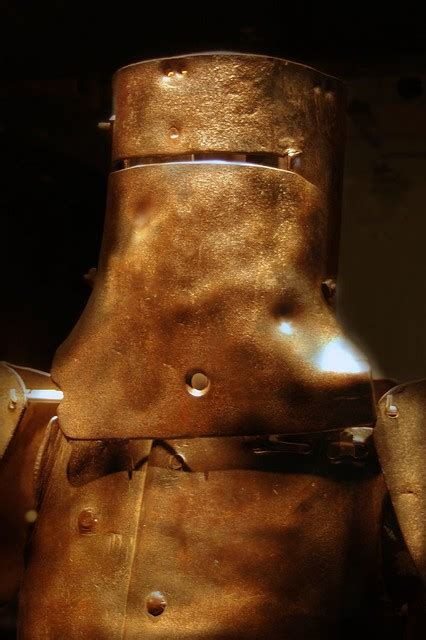Ned Kelly's armour - a photo on Flickriver