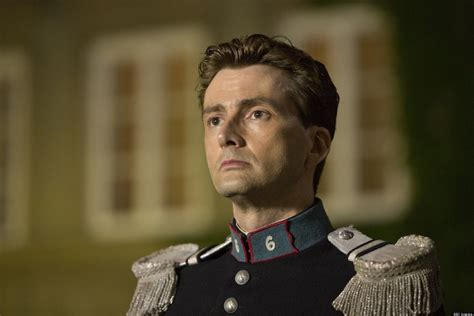 David Tennant On 'Doctor Who' And The Very Different