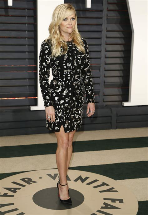 Reese Witherspoon at Vanity Fair Oscar 2017 Party in Los