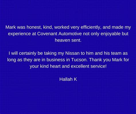 We value our customers and try our best