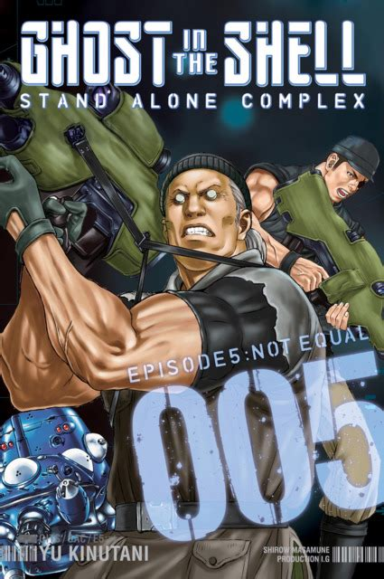 Ghost in the Shell: Stand Alone Complex #1 - Episode 1