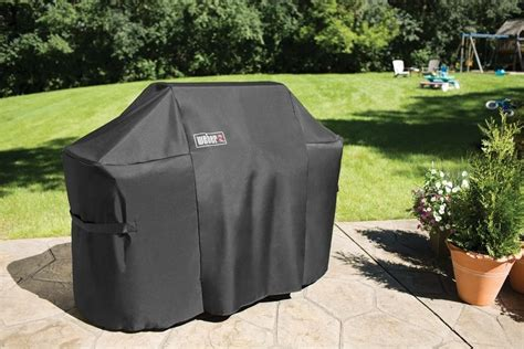 Weber 7108 Summit 420/470 Series Grill Cover, Storage Bag