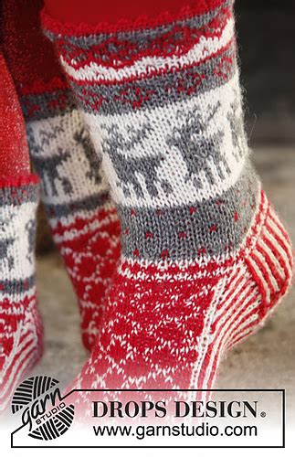 Ravelry: 0-996 Christmas Stampede pattern by DROPS design