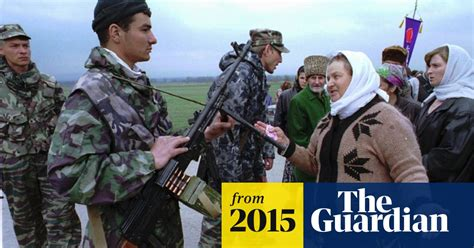 20 years after Chechen war, families still searching for
