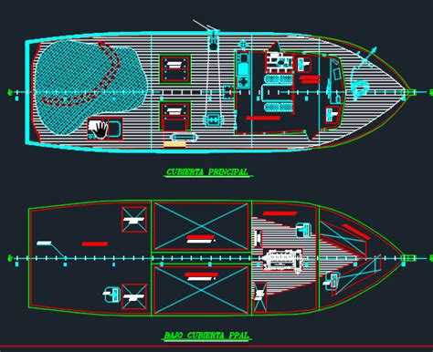 Resort on the beach 2D DWG Design Full Project for AutoCAD