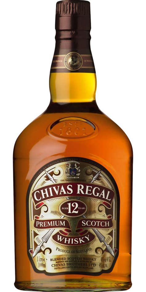 Chivas Regal 12-year-old - Ratings and reviews - Whiskybase