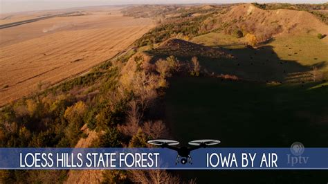Loess Hills State Forest | Iowa by Air | IPTV