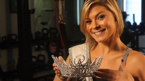 Miss United States 2012, Whitney Miller Trades Her Beauty