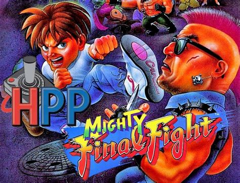 Retro Review: Mighty Final Fight (NES) | Hey Poor Player