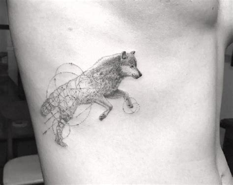 48 Incredible Wolf Tattoos That Are Anything But Ordinary
