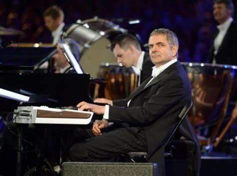 Mr Bean and the London Symphony Orchestra - London 2012