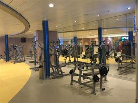 Allure Of The Seas Gym - Cruise Gallery
