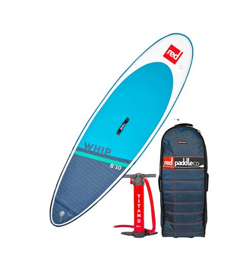 """2021 Red Paddle Co Whip 8'10"""" 