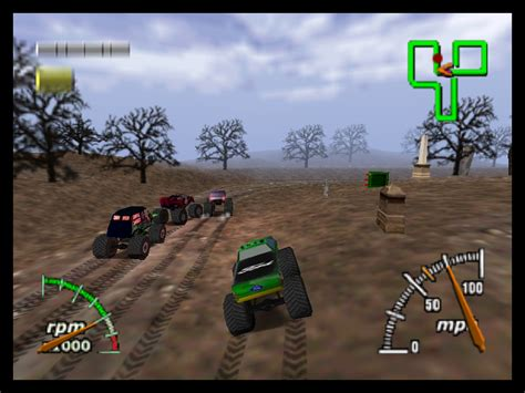 Monster Truck Madness Download Free Full Game   Speed-New